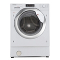 Hoover 8kg 1400 Spin Integrated Washing Machine - HBWM 814SAC-80