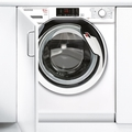 Hoover 8+5kg, 1400 Spin Integrated Washer Dryer - HBWD8514DAC-80