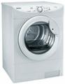Hoover 8kg White Vented Tumble Dryer - VTV580NC