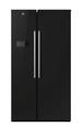 Hoover American Style 90cm Side by Side Fridge Freezer - HSBSF178MBK