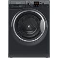 Hotpoint 10kg 1400 Spin Washing Machine - NSWM1044CBSUKN