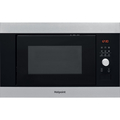 Hotpoint 39cm 1000w Built In Microwave - MF25GIXH