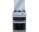 Hotpoint 60cm Double Oven Dual Fuel Cooker - CH60DHSFS (Harrogate)
