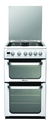 Hotpoint 50cm Double Oven Gas Cooker - HUG52P (Ultima)