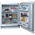 Hotpoint 60cm Built-Under Larder Fridge - HUL1622
