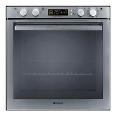 Hotpoint 60cm Multifunctional Electric Single Oven - OS897DPIXHPS