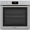 Hotpoint 60cm Built in Electric Single Oven - SA4544HIX