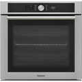 Hotpoint 60cm Built in Electric Single Oven - SI4854HIX