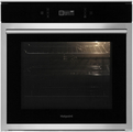 Hotpoint 60cm Built in Electric Single Oven - SI6874SHIX