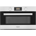 Hotpoint 31L Built In Microwave And Grill - MD344IXH