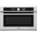 Hotpoint 38.5cm 31L Built In Microwave And Grill - MD454IXH
