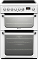 Hotpoint 60cm Double Oven Ceramic Cooker - HUE61PS (Ultima)