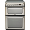 Hotpoint 60cm Double Oven Ceramic Cooker - HUE61X (Ultima)