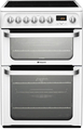 Hotpoint 60cm Double Oven Ceramic Cooker - HUE62PS (Ultima)