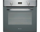 Hotpoint 60cm Fan Assisted Electric Single Oven - SHS33XS