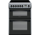 Hotpoint 60cm Freestanding Electric Cooker - DCN60S