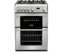 Hotpoint 60cm Twin Cavity Gas Cooker - CH60GPXF (Professional)