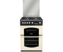 Hotpoint 60cm Double Oven Gas Cooker - CH60GTCF (Traditional)