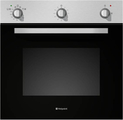 Hotpoint 60cm Gas Single Oven - SHY23X