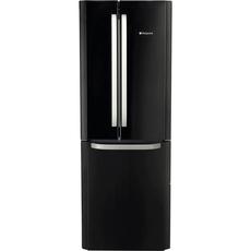 Hotpoint 70cm 3 Door Frost Free Fridge Freezer - FFU3DGK