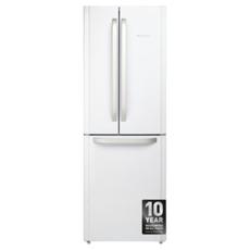 Hotpoint 70cm 3 Door Frost Free Fridge Freezer - FFU3DW