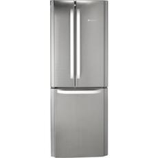 Hotpoint 70cm 3 Door Frost Free Fridge Freezer - FFU3DX