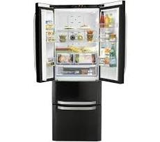 Hotpoint 70cm Frost Free Fridge Freezer - FFU4DK