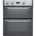 Hotpoint 70cm Built Under Electric Double Oven - UHS53XS