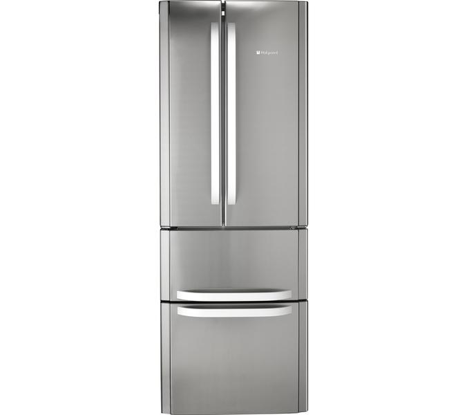 Hotpoint 70cm Frost Free Fridge Freezer Ffu4dx Quadrio