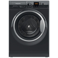 Hotpoint 7kg 1400 Spin Washing Machine - NSWF742UBS