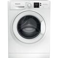 Hotpoint 7kg 1400 Spin Washing Machine - NSWF742UW
