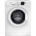 Hotpoint 7kg 1400 Spin Washing Machine - NSWF742UWUKN