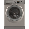 Hotpoint 7kg 1400 Spin Washing Machine - NSWF743UGG
