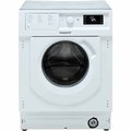 Hotpoint 7kg 1200 Spin Integrated Washing Machine - BIWMHG71284