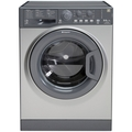 Hotpoint 8+6kg, 1400 Spin Washer Dryer - WDAL8640G
