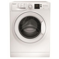 Hotpoint 8kg 1400 Spin Washing Machine - NSWF843CW