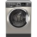 Hotpoint 8kg 1400 Spin Washing Machine - RSG845JGX