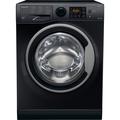Hotpoint 9+6kg, 1400 Spin Washer Dryer - RDG9643KSUKN