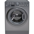 Hotpoint 9+6Kg, 1400 Spin Washer Dryer - FDL9640G