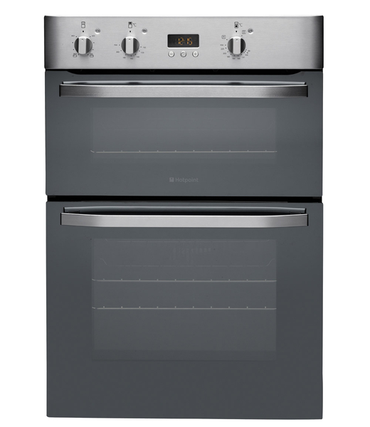 Fan assisted double oven