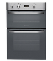 Hotpoint 90cm Fan Assisted Electric Double Oven - DHS53XS