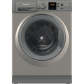 Hotpoint 9kg 1400 Spin Washing Machine - NSWF944CGGUKN