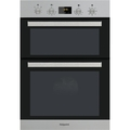 Hotpoint 90cm Built In Electric Double Oven - DKD3841IX