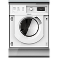 Hotpoint 7+5Kg, 1400 Spin Washer Dryer - BIWDHG75148UKN