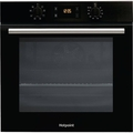 Hotpoint Multifunctional Electric Single Oven - SA2540HBL