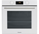 Hotpoint Multifunctional Electric Single Oven - SA2540HWH