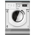Hotpoint 7kg Built In 1400 Spin Washing Machine - BIWDHG7148