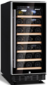 Husky ZY1 31 Bottle Single Zone Wine Cooler - HUS-ZY1-S-NS-31