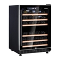 Husky ZY7 44 Bottle Signature Dual Zone Wine Cooler - HUS-ZY7-D-NS-44