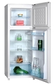 Ice-King 48cm Slimline Fridge Freezer - FF137AP2